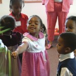 Palm Sunday - Antioch Progressive Church Children