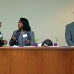 Antioch Progressive Church Welcome Desk