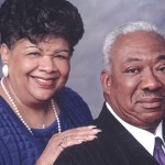 Dr. Curtis J. Mitchell and First Lady Kay Mitchell