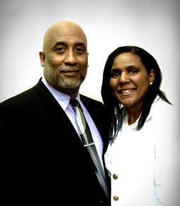 Deacon Davis and Sister Rose Davis