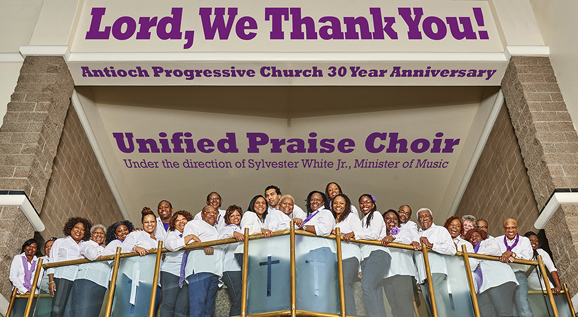 Lord, We Thank You CD is here!
