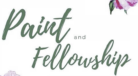 Paint and Fellowship
