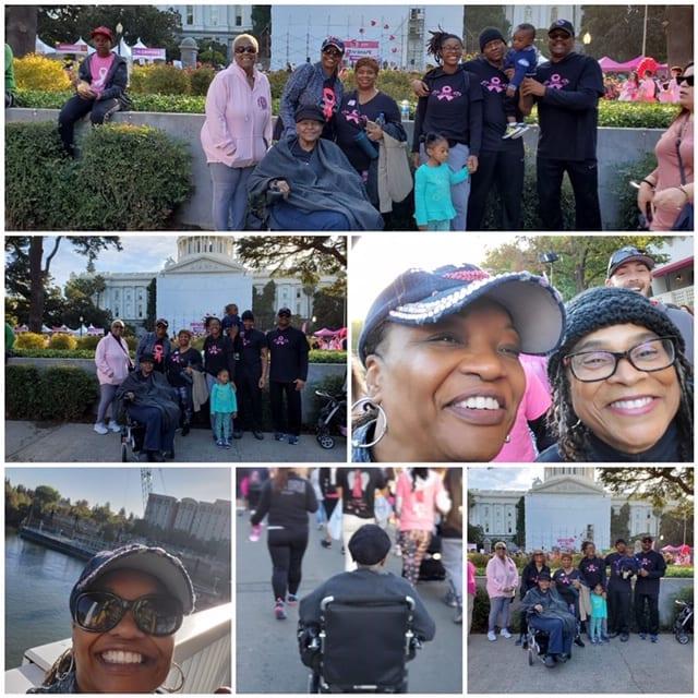 Breast cancer walk minneapolis